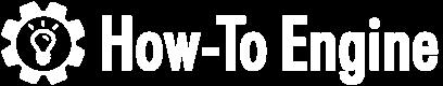 How-To Engine Logo