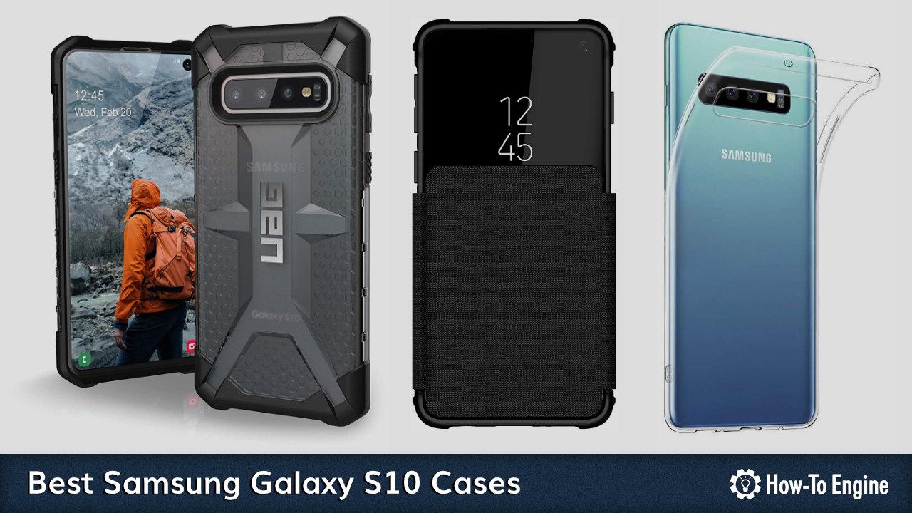 Best Samsung Galaxy S10 Cases